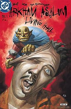 Arkham Asylum: Living Hell No.6 (sur 6)