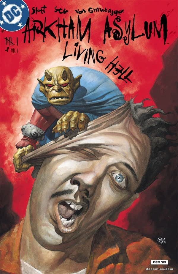 Arkham Asylum: Living Hell #6 (of 6)