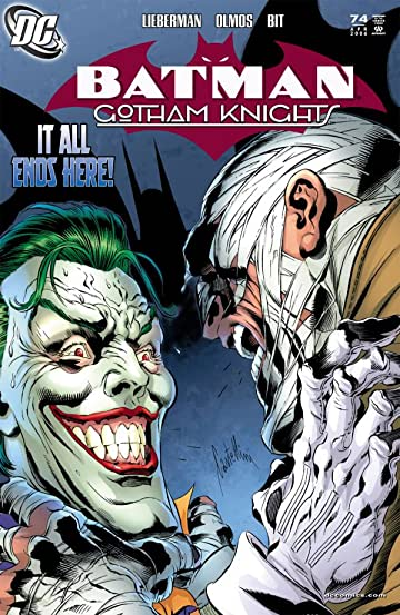 Batman: Gotham Knights #74
