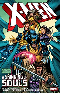 X-Men: Skinning of Souls