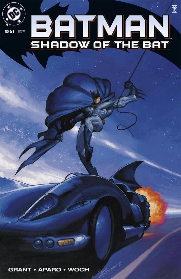 Batman: Shadow of the Bat #61