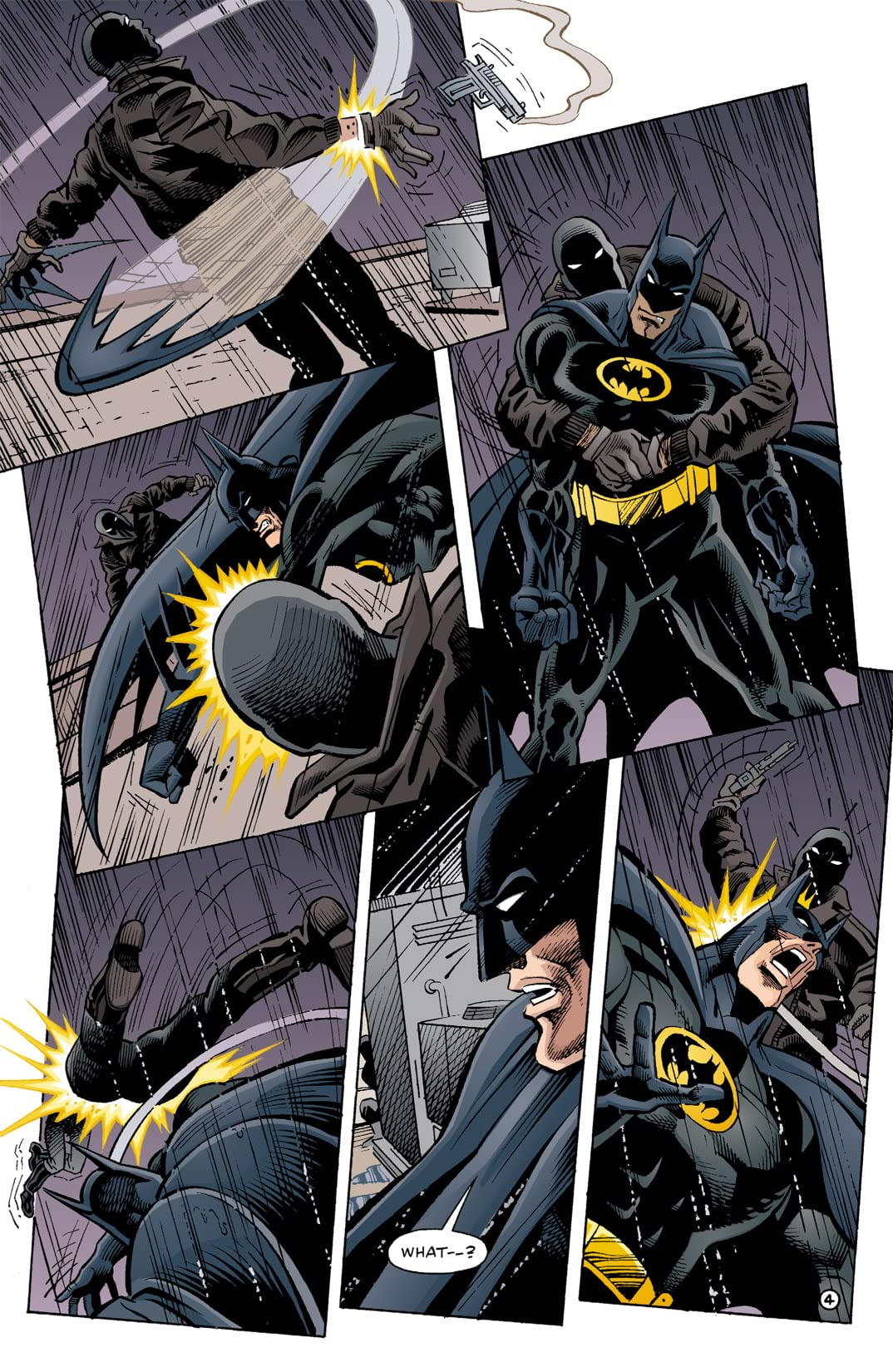 Batman: Shadow of the Bat #61