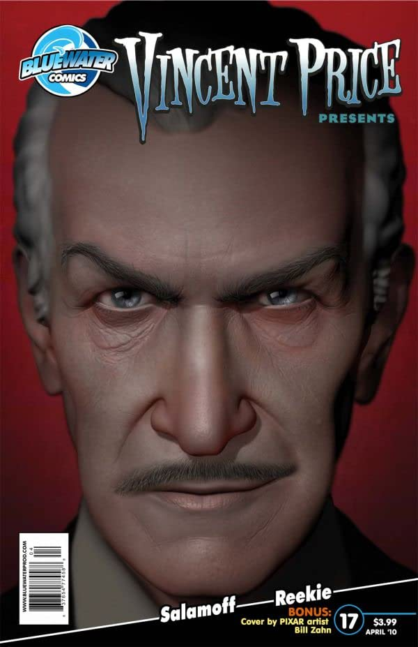 Vincent Price Presents #17