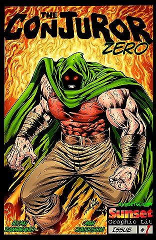 The Conjuror Zero #1