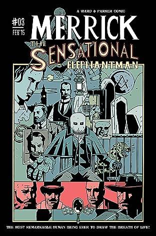 Merrick: The Sensational Elephantman #3