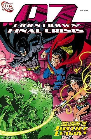 Countdown to Final Crisis #7