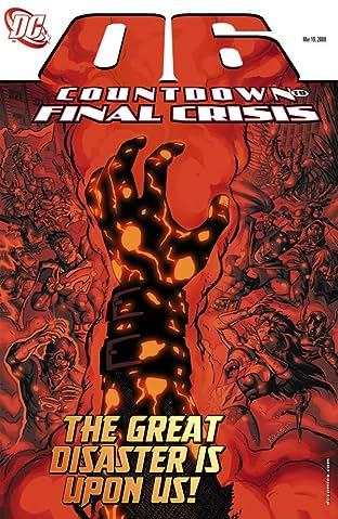 Countdown to Final Crisis #6