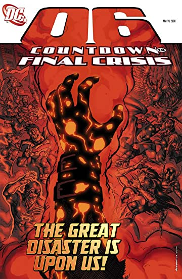Countdown to Final Crisis #6