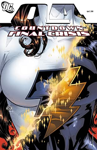 Countdown to Final Crisis #4