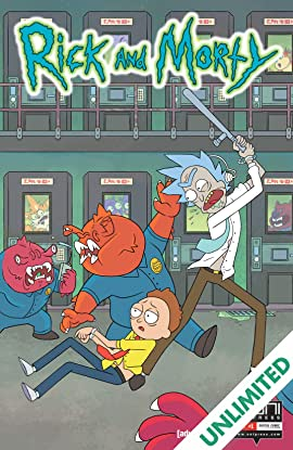 Rick and Morty #1