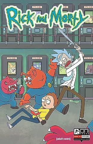 Rick and Morty No.1