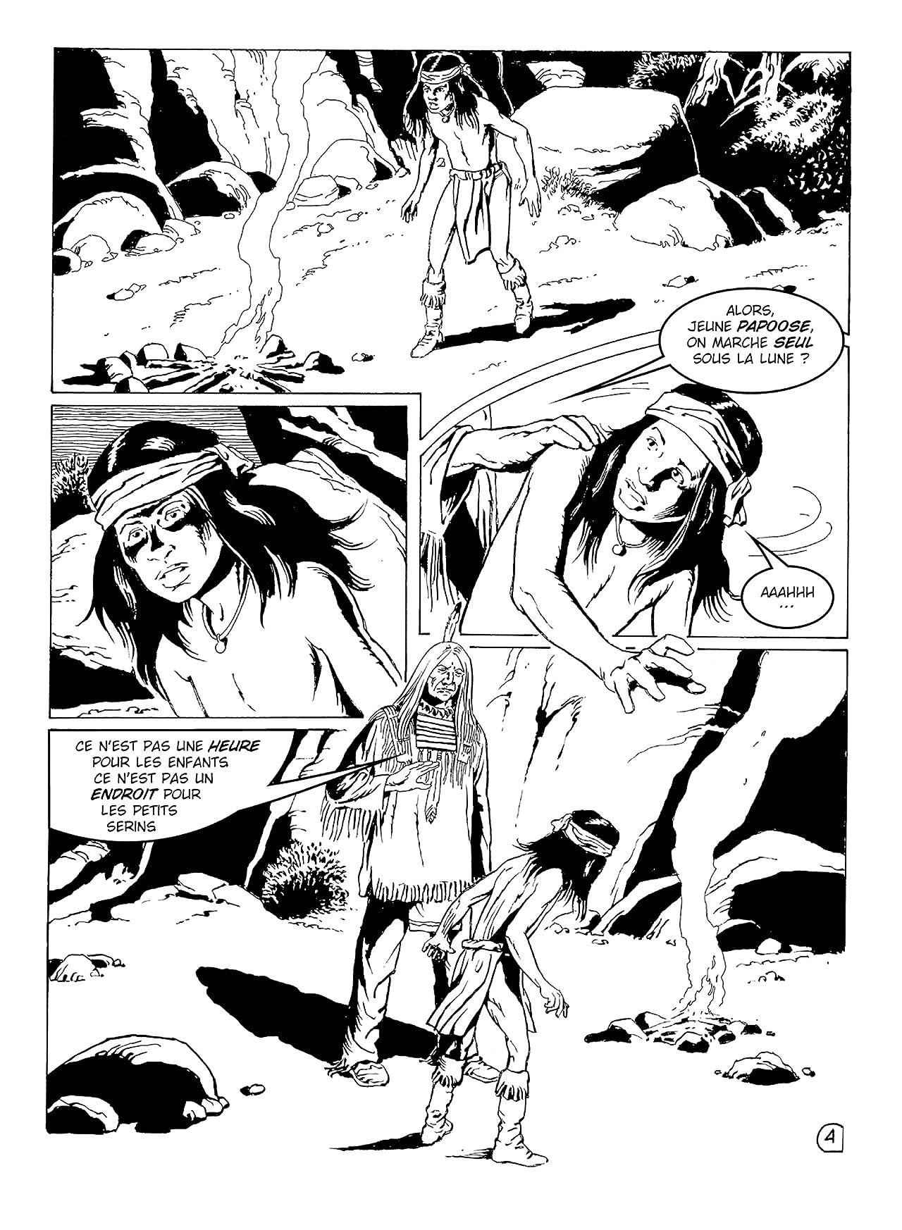 WA-TAN-PEH Vol. 1: Le Vieux Shaman