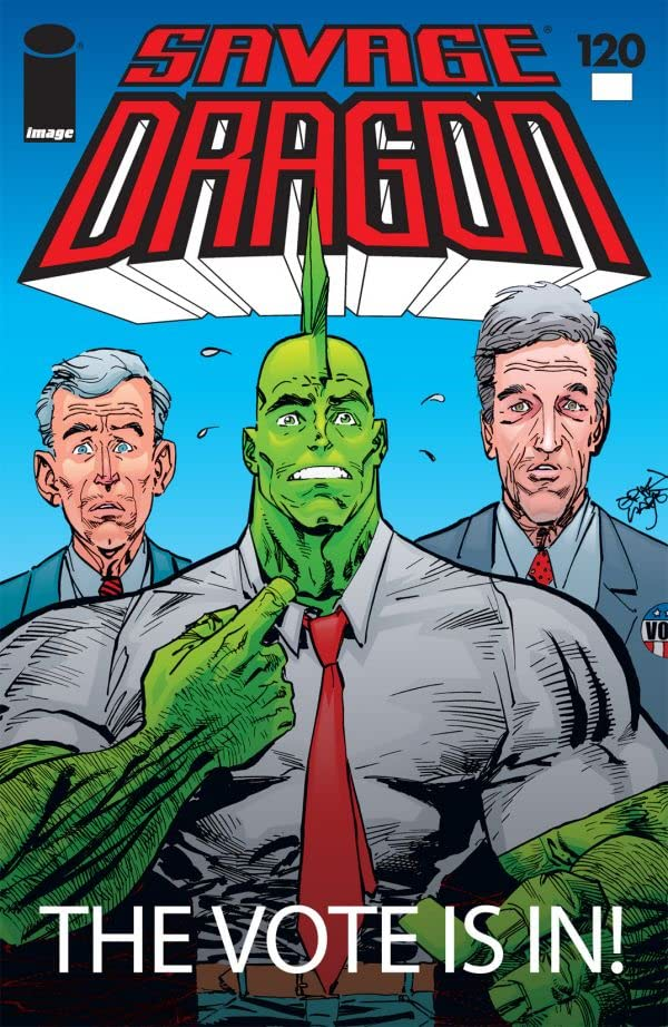 Savage Dragon #120