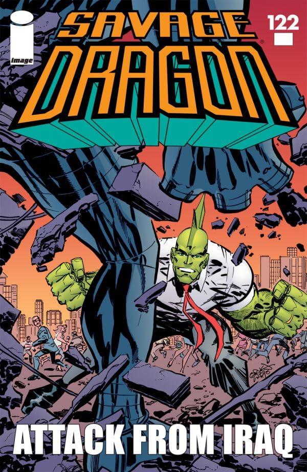 Savage Dragon #122