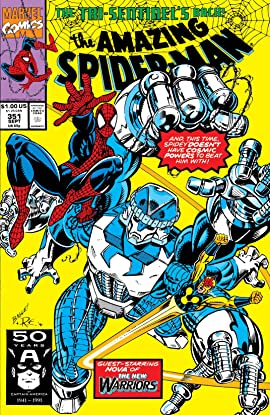 Amazing Spider-Man (1963-1998) No.351