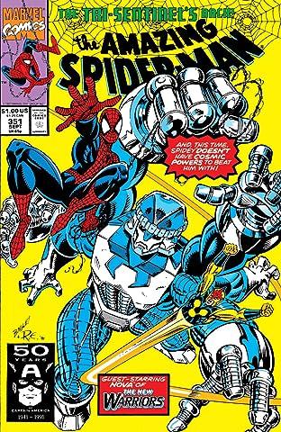 Amazing Spider-Man (1963-1998) #351
