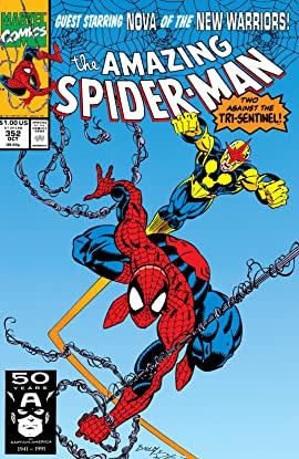 Amazing Spider-Man (1963-1998) No.352