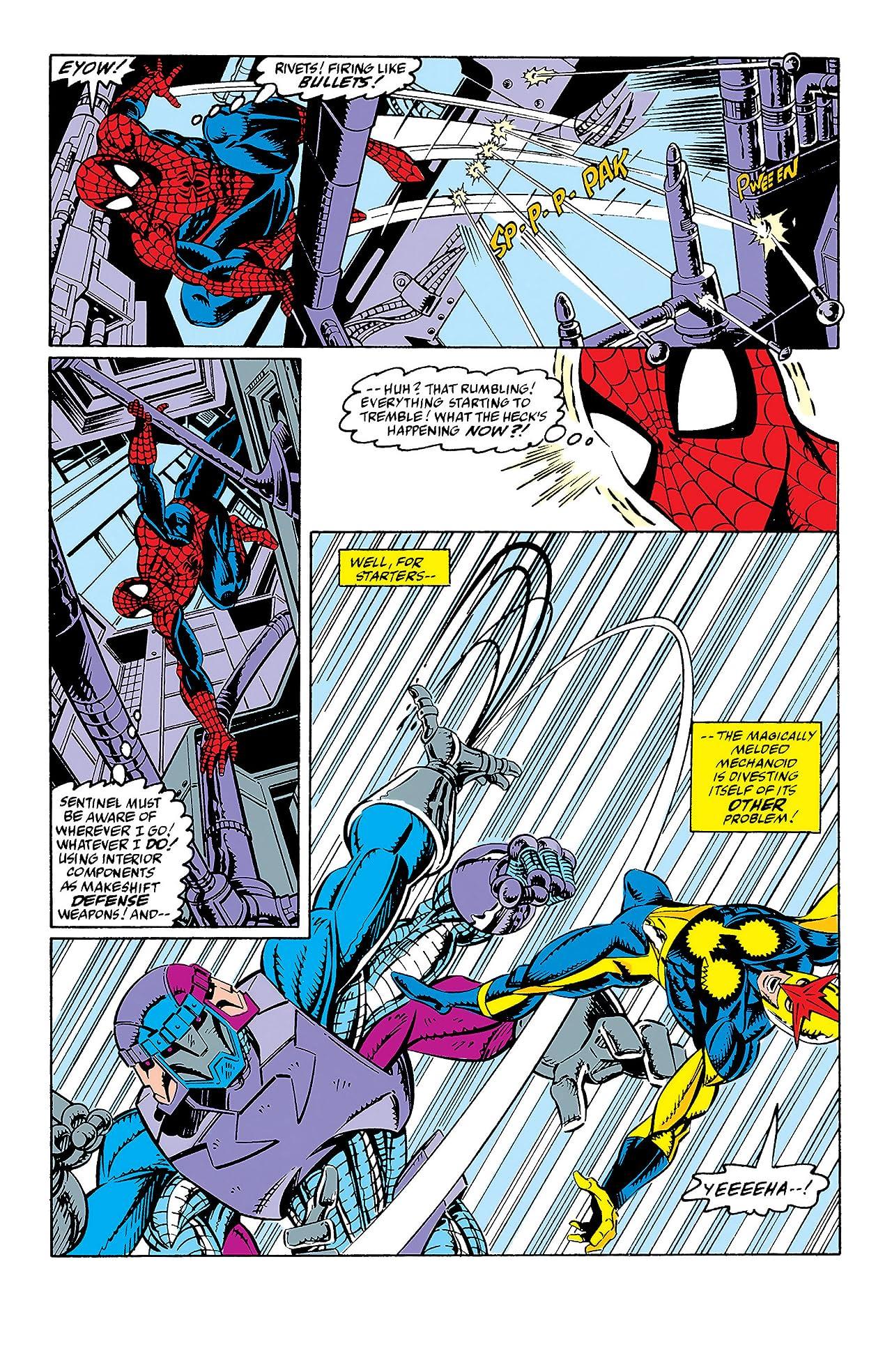 Amazing Spider-Man (1963-1998) #352