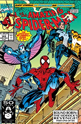 Amazing Spider-Man (1963-1998) #353
