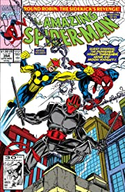 Amazing Spider-Man (1963-1998) #354