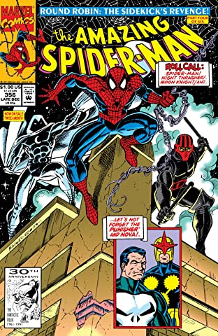 Amazing Spider-Man (1963-1998) #356