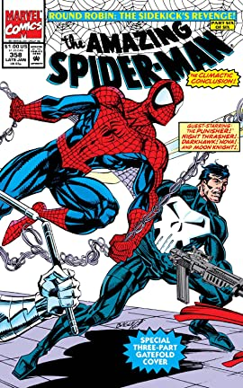 Amazing Spider-Man (1963-1998) #358