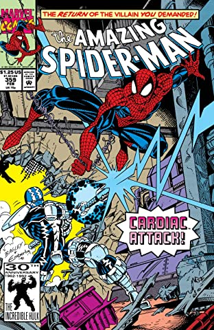 Amazing Spider-Man (1963-1998) #359