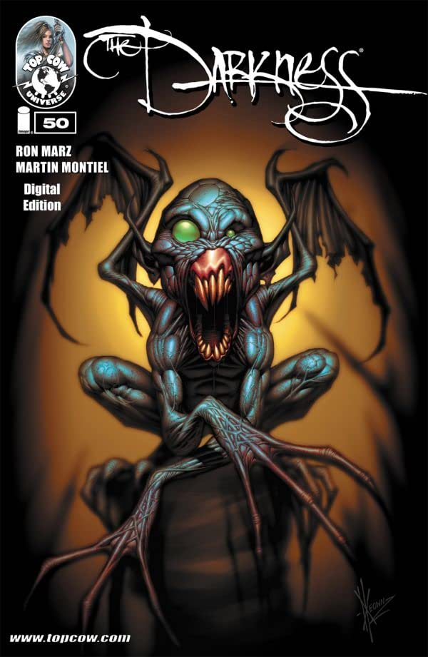 The Darkness #50