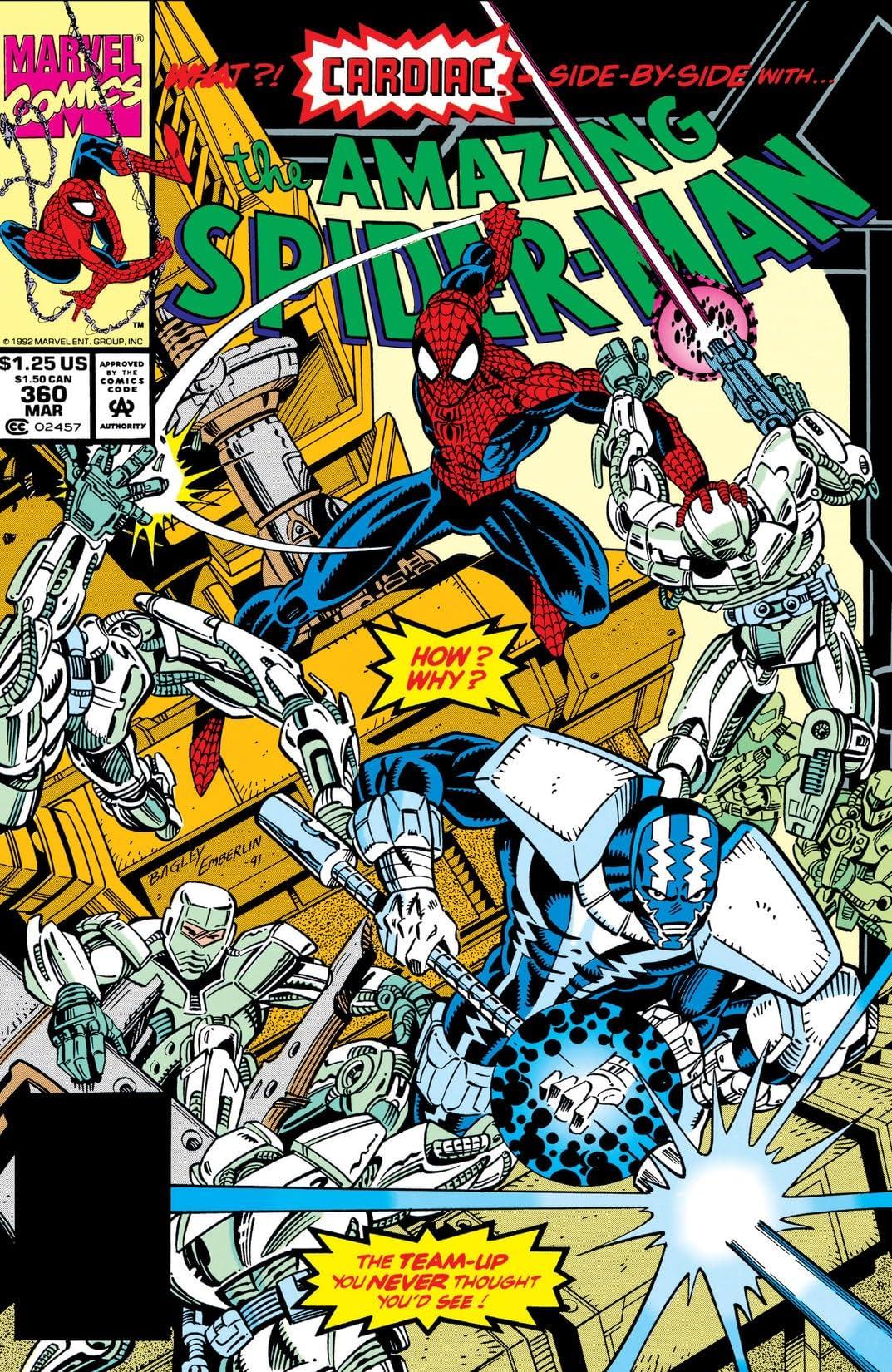 Amazing Spider-Man (1963-1998) #360