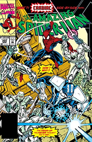 Amazing Spider-Man (1963-1998) #360