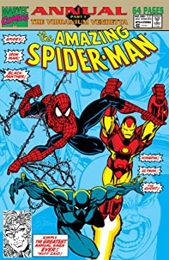 Amazing Spider-Man (1963-1998) Annual #25