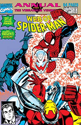 Web of Spider-Man (1985-1995) Annual No.7