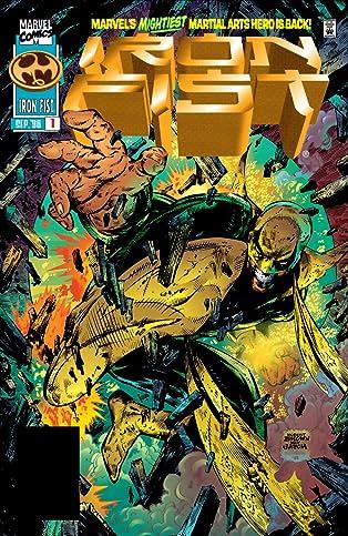 Iron Fist (1996) #1