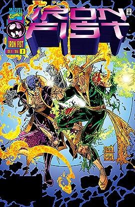 Iron Fist (1996) #2