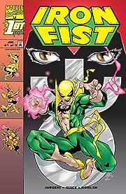 Iron Fist (1998) No.1 (sur 3)