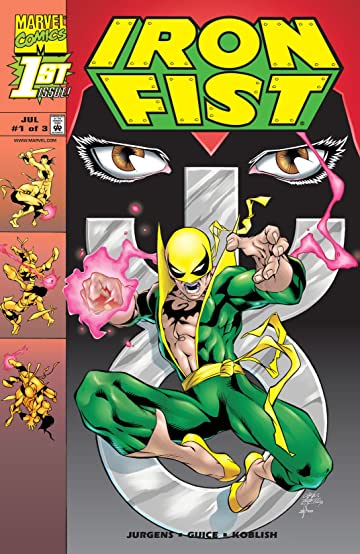 Iron Fist (1998) #1 (of 3)
