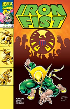 Iron Fist (1998) #2 (of 3)