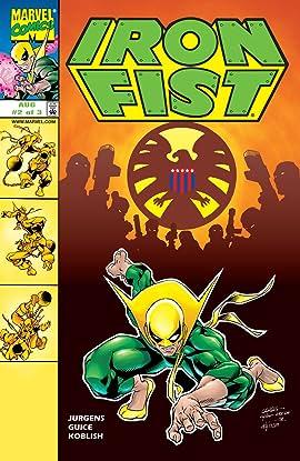 Iron Fist (1998) No.2 (sur 3)