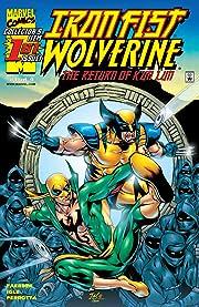 Iron Fist/Wolverine (2000-2001) #1 (of 4)