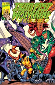 Iron Fist/Wolverine (2000-2001) #3 (of 4)