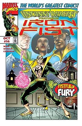 Uncanny Origins (1996-1997) #14