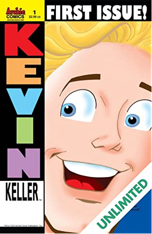 Kevin Keller #1