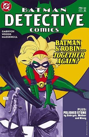 Detective Comics (1937-2011) #796