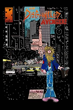 The Disgruntled Avenger #5