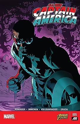 All-New Captain America (2014-2015) #5