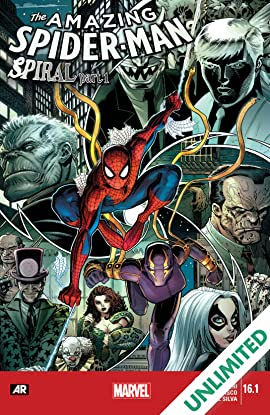 Amazing Spider-Man (2014-2015) #16.1
