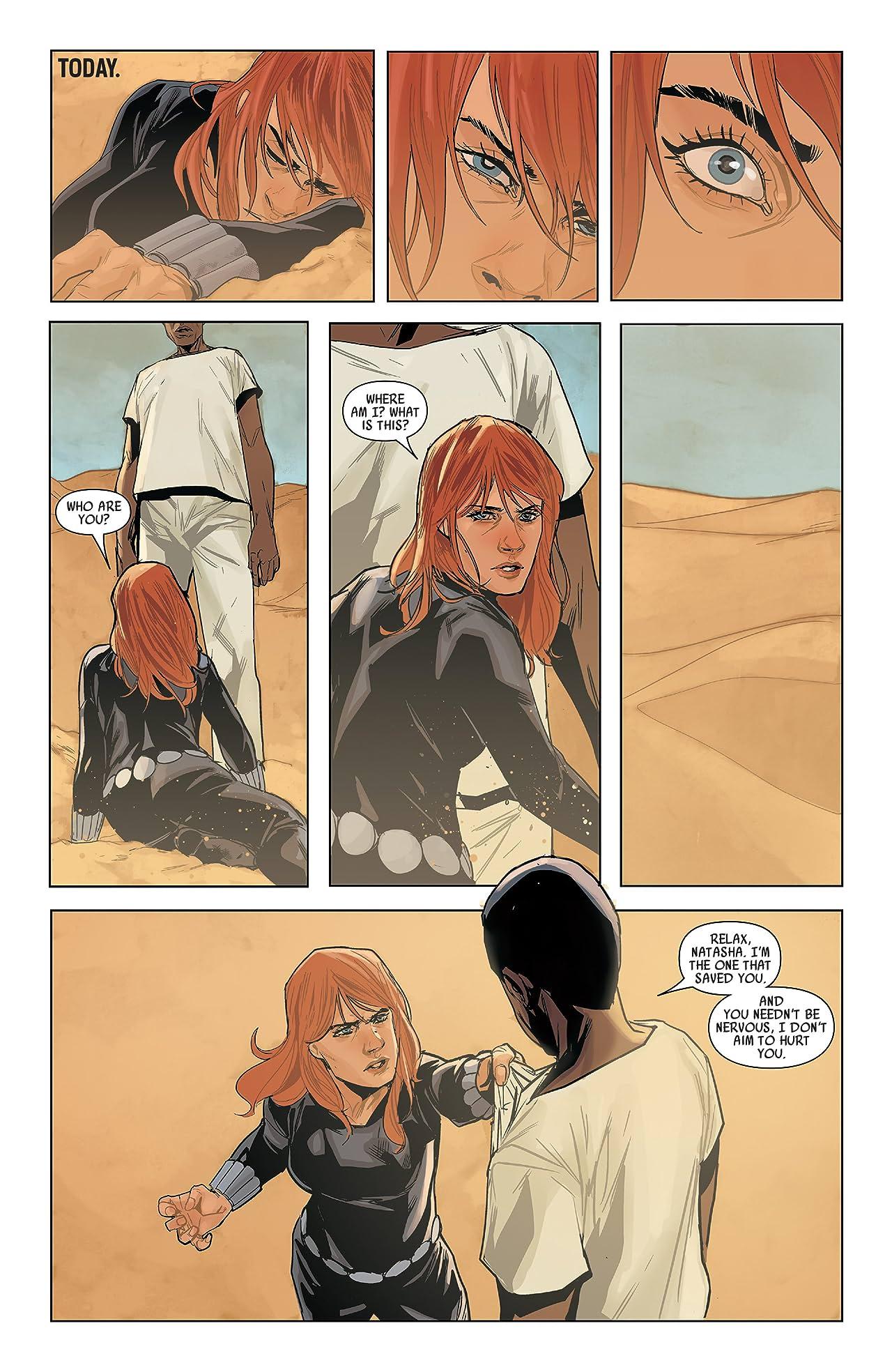 Black Widow (2014-2015) #16