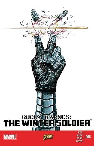 Bucky Barnes: The Winter Soldier (2014-2015) #6