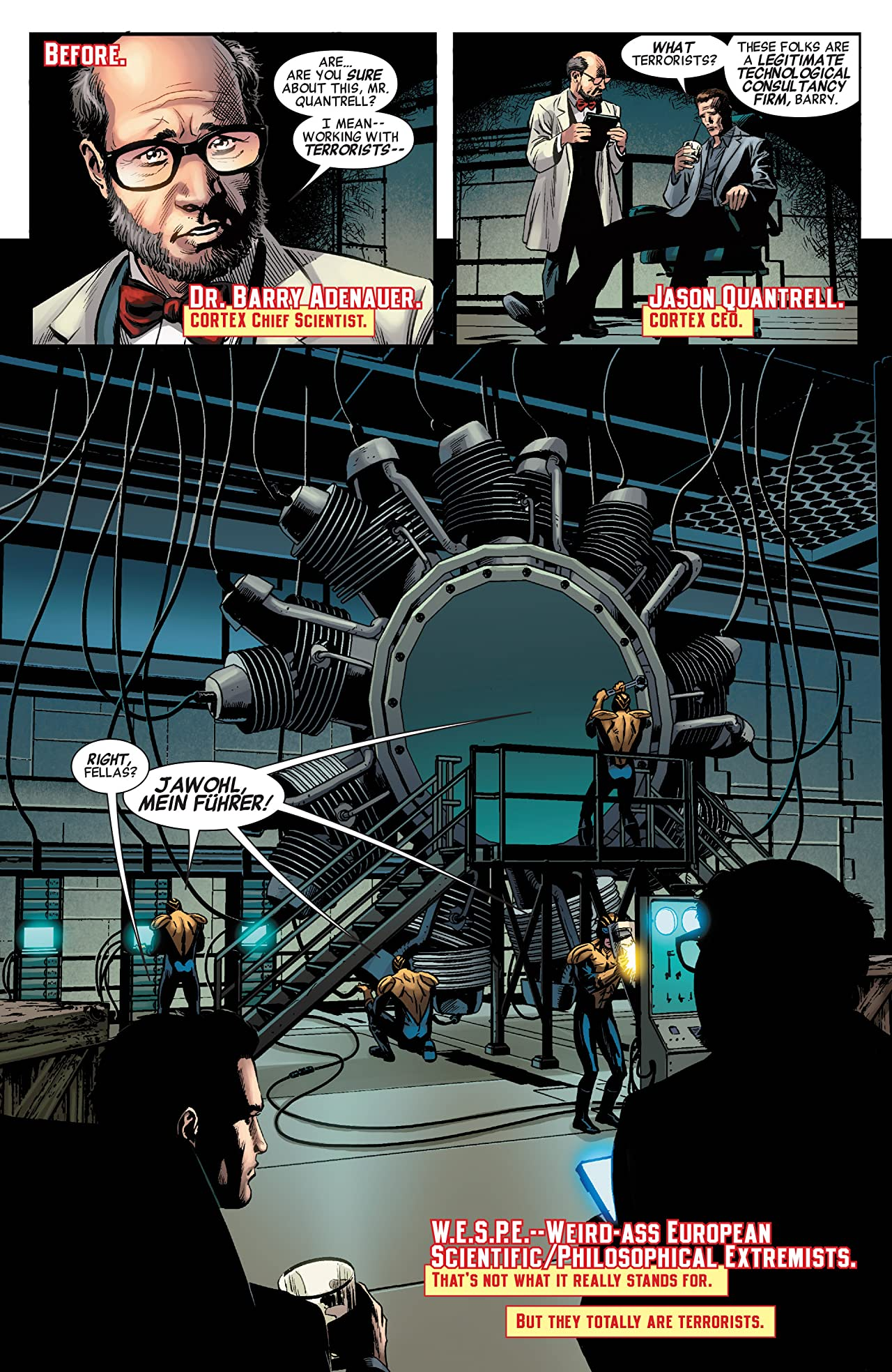 Captain America and the Mighty Avengers (2014-2015) #6