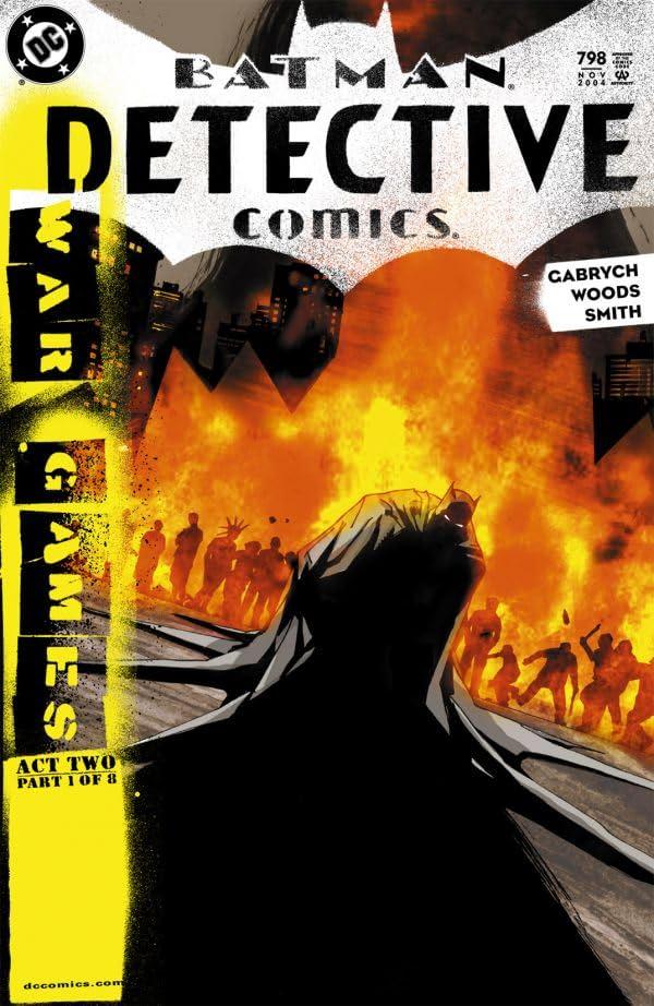 Detective Comics (1937-2011) #798